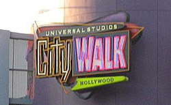 City Walk, CA